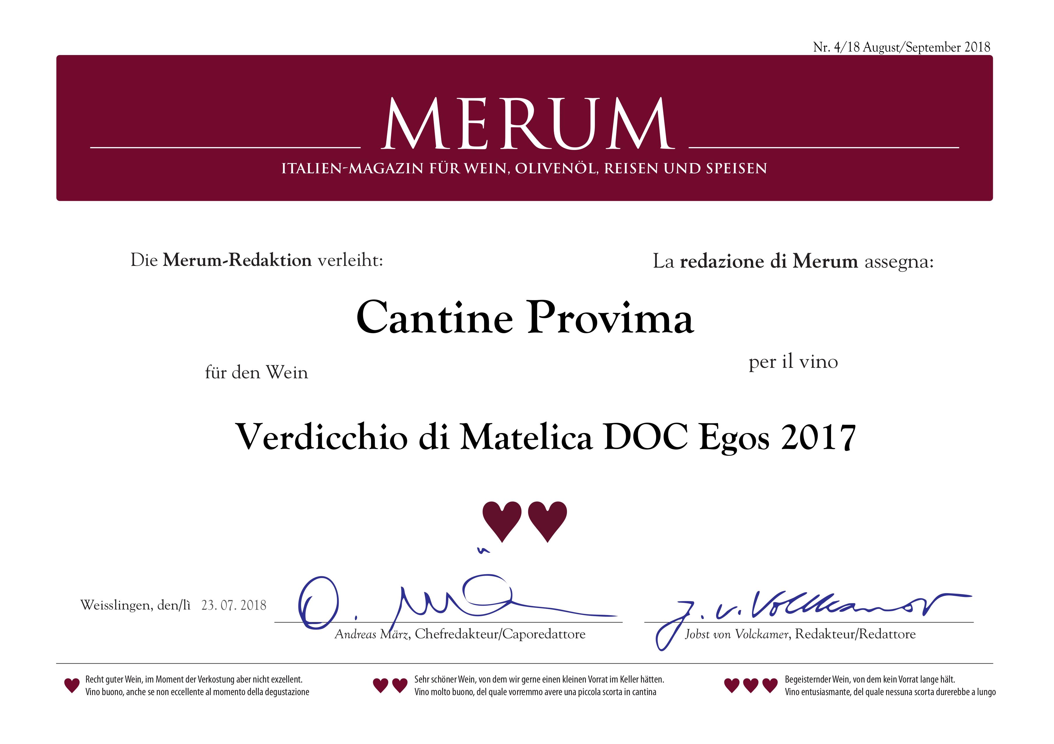 MERUM - 2018 - 2 hearts