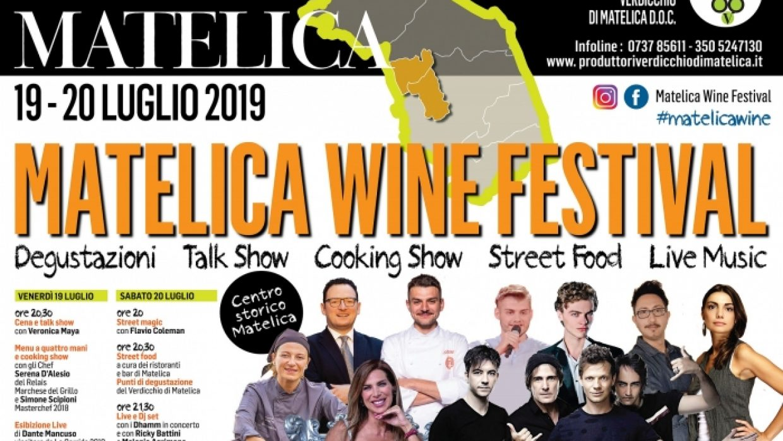 Matelica Wine Festival – 19/20 July 2019