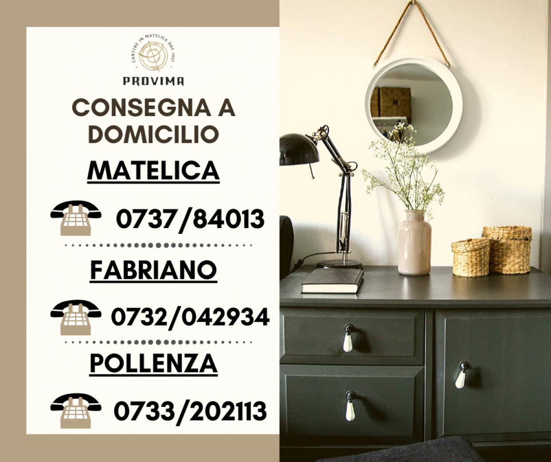 (Italiano) Emergenza COVID19 – Consegne a domicilio