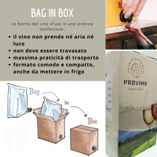Parliamo di bag in box