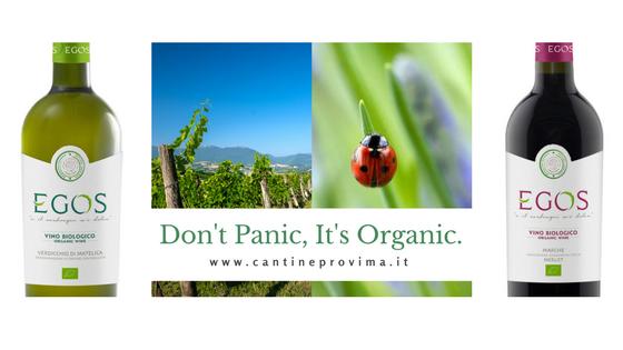 Egos_Don't Panic, It's Organic.